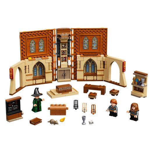 Конструктор LEGO Harry Potter Навчання в Гоґвортсі: Урок трансфігурації (76382)купити