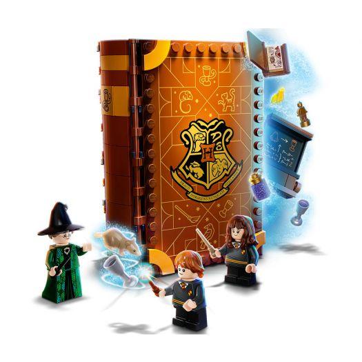 Конструктор LEGO Harry Potter Навчання в Гоґвортсі: Урок трансфігурації (76382)в Україні