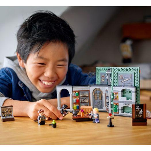 Конструктор LEGO Harry Potter Навчання в Гоґвортсі: Урок зіллєваріння (76383)купити