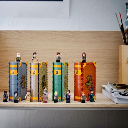 Конструктор LEGO Harry Potter Навчання в Гоґвортсі: Урок зіллєваріння (76383)замовити