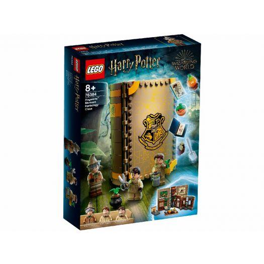Конструктор LEGO Harry Potter Навчання в Гоґвортсі: Урок травологіі (76384)замовити
