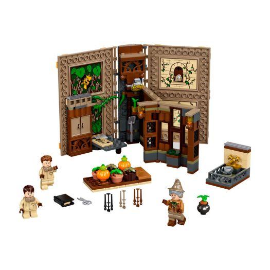 Конструктор LEGO Harry Potter Навчання в Гоґвортсі: Урок травологіі (76384)купити