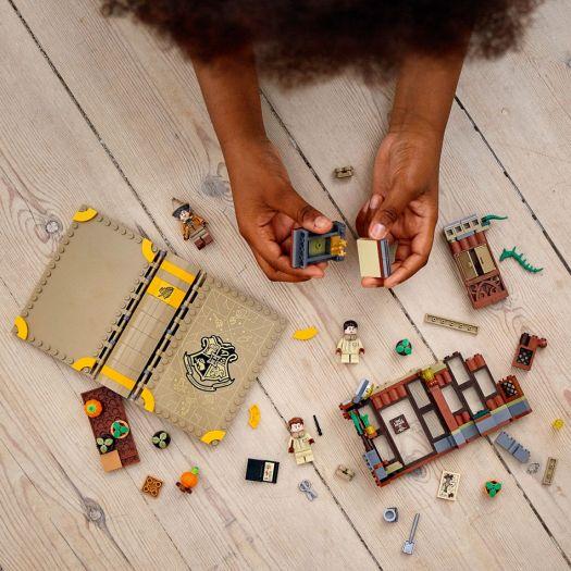 Конструктор LEGO Harry Potter Навчання в Гоґвортсі: Урок травологіі (76384)в Україні