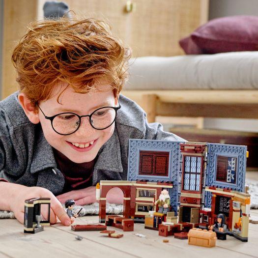 Конструктор LEGO Harry Potter Навчання в Гоґвортсі: Урок заклинань (76385)купити