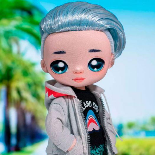 Ігровий набір з лялькою NA! NA! NA! SURPRISE Teens - Куїнн Неш (572602)купити