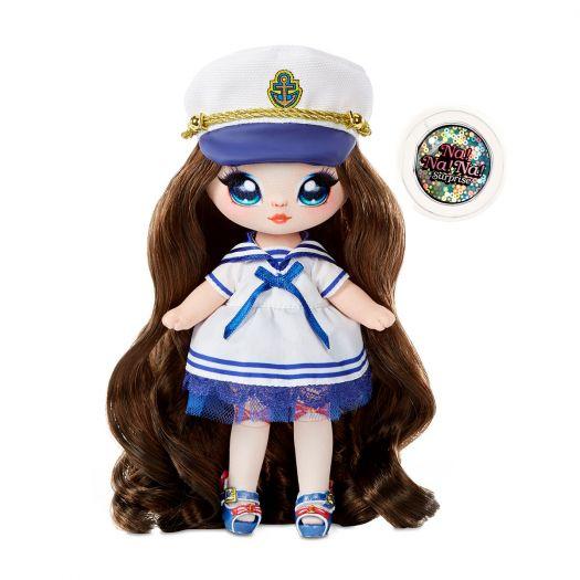 Ігровий набір з лялькою NA! NA! NA! SURPRISE Sparkle Сейлор Блу (573753)в Україні