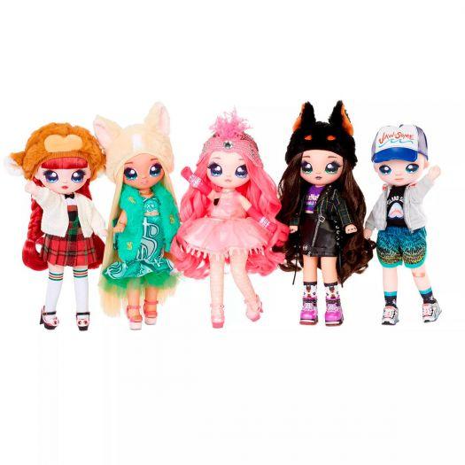 Ігровий набір з лялькою NA! NA! NA! SURPRISE Teens - Ребел Деар (573890)купити