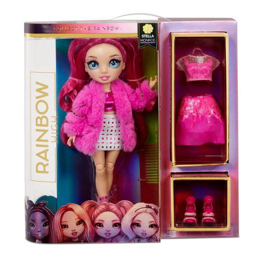 Лялька RAINBOW HIGH S2 - Стелла Монро (572121)замовити
