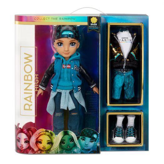 Лялька RAINBOW HIGH S2 - Ривер Кендалл (572145)замовити