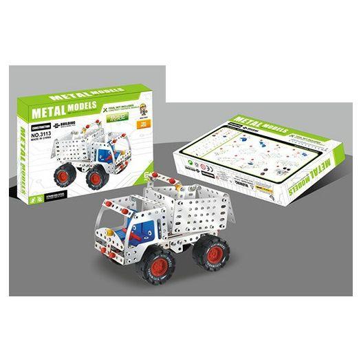 Конструктор металевий Aole Toys Машина (3113)замовити
