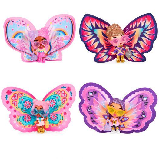 Лялька Hatchimals Пиксис Дикі крила Казкова фея в асортименті (SM19160)купити