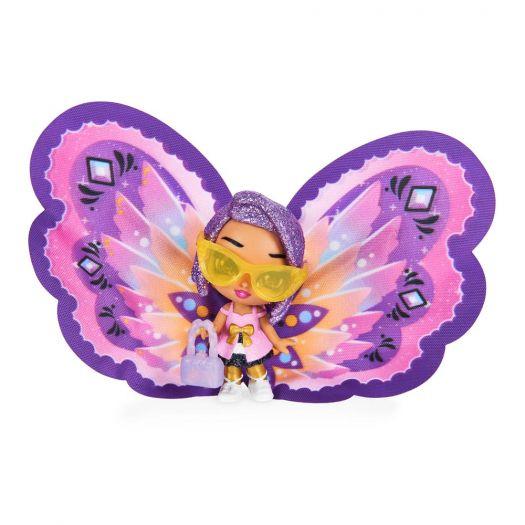 Лялька Hatchimals Пиксис Дикі крила Казкова фея в асортименті (SM19160)в Україні