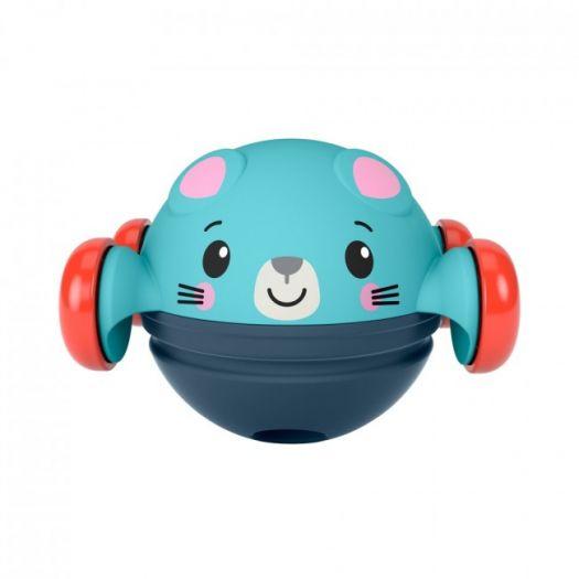 Іграшка Fisher-Price Тваринки на колесах в асорт. (GTJ61)купити