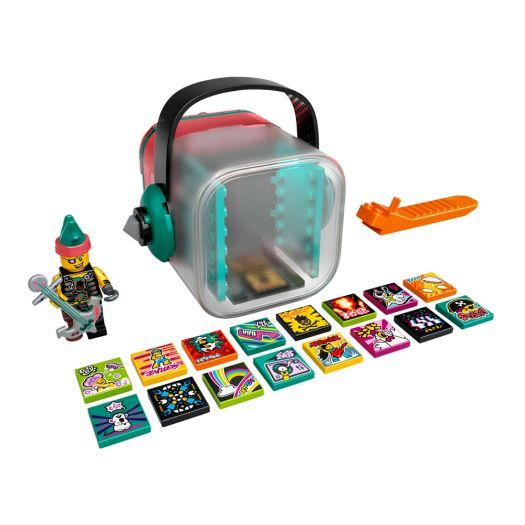 Конструктор LEGO Vidiyo Punk Pirate BeatBox (Бітбокс Пірата Панка) (43103)замовити