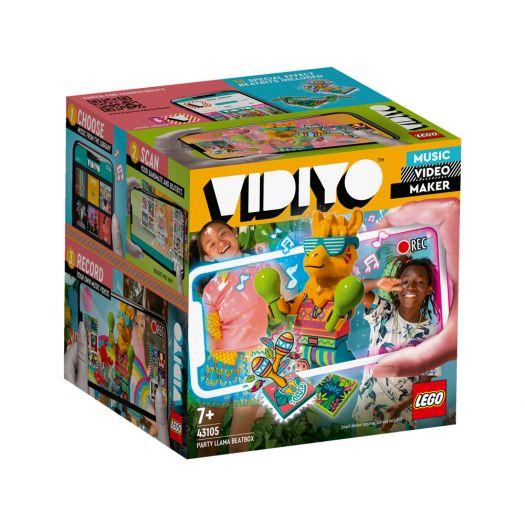 Конструктор LEGO Vidiyo Party Llama BeatBox (Бітбокс Любителя вечірок Л.Л.А.М.А) (43105)купити