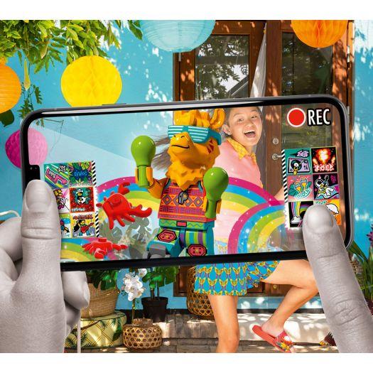 Конструктор LEGO Vidiyo Party Llama BeatBox (Бітбокс Любителя вечірок Л.Л.А.М.А) (43105)в Україні