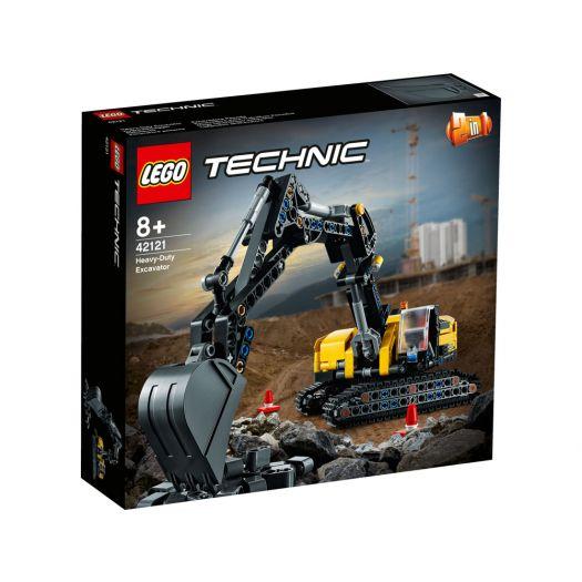 Конструктор LEGO Technic Важкий екскаватор (42121)в Україні
