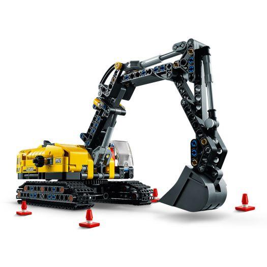 Конструктор LEGO Technic Важкий екскаватор (42121)купити