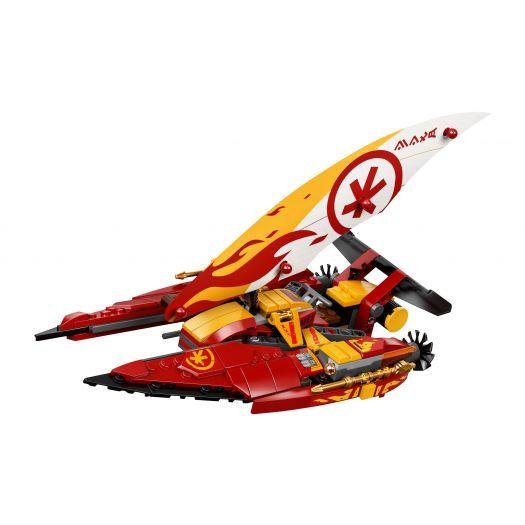Конструктор LEGO Ninjago Морська битва на катамарані (71748)замовити