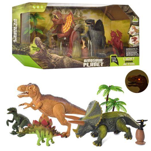 Ігровий набір Dinosaur Planet Динозаври в асортименті (RS005-1-2)в Україні