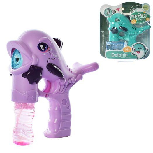 Мильні бульбашки Bubbles Дельфін (DF-6063)купити