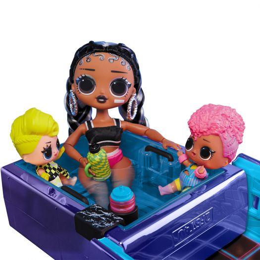 Ігровий набір з лялькою LOL SURPRISE! серії Dance - Кабріолет Танцмашина (117933)купити