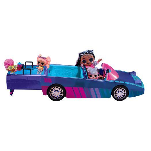 Ігровий набір з лялькою LOL SURPRISE! серії Dance - Кабріолет Танцмашина (117933)замовити