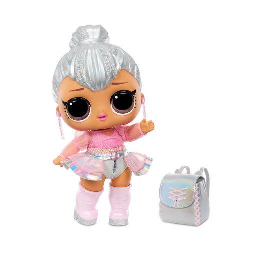Ігровий набір з мега-лялькою LOL SURPRISE! серії Big B.B.Doll - Королева Кітті (573074)купити