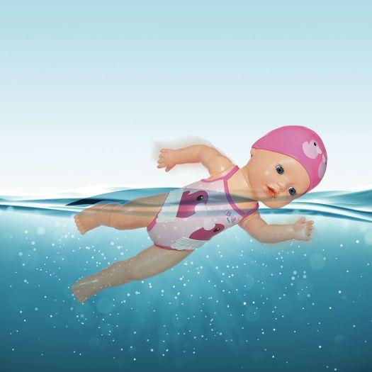 Інтерактивна лялька BABY BORN серії My First - Плавчиня (831915)в Україні