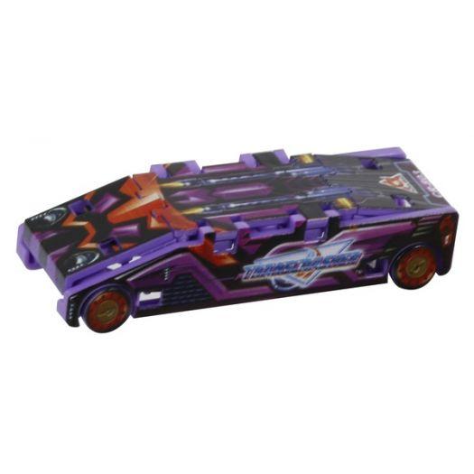 Машинка-трансформер Transcrasher Роза диявола (YW652806)замовити