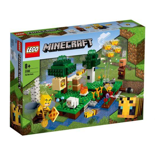 Конструктор LEGO Minecraft Пасіка (21165)купити