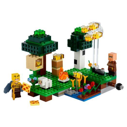 Конструктор LEGO Minecraft Пасіка (21165)замовити