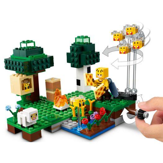 Конструктор LEGO Minecraft Пасіка (21165)в Україні