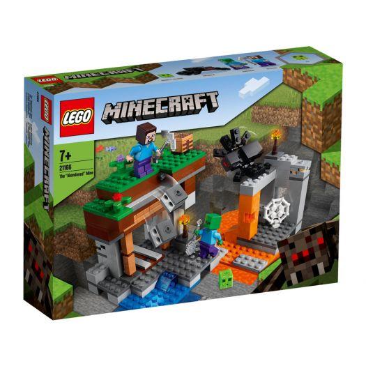 Конструктор LEGO Minecraft Покинута шахта (21166)купити