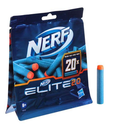 Набір стріл NERF ELITE 2.0, 20 шт. (F0040)в Україні