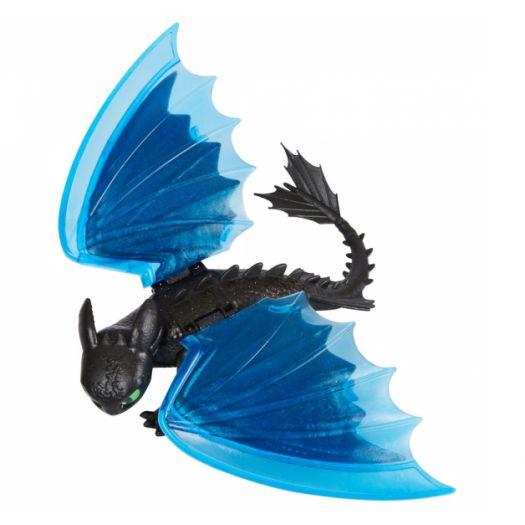 Колекційна фігурка DRAGONS Як приборкати дракона 3 Беззубик з механічною функцією (SM66620/6394)в Україні