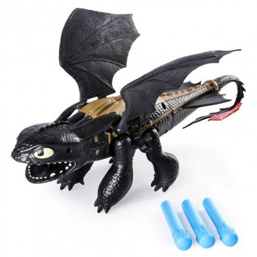 Дракон-бластер Беззубіка Як приручити дракона (SM66611)купити