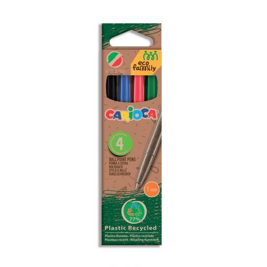 Ручка кулькова Carioca (43102)замовити