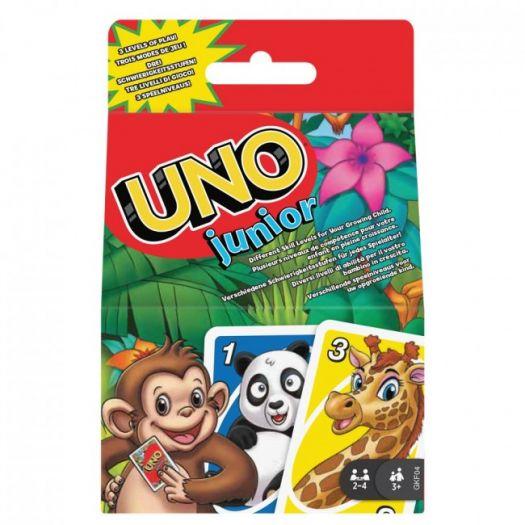 Карткова гра Mattel Games UNO Junior оновлена (GKF04)купити