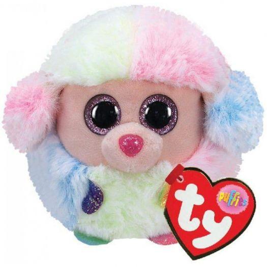 М'яка іграшка TY Puffies Пудель Rainbow (42511)купити
