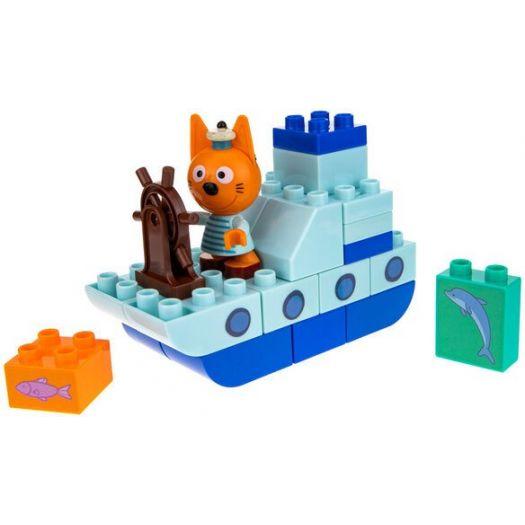 Ігровий набір Три кота Коржик на кораблі (Т19755)купити