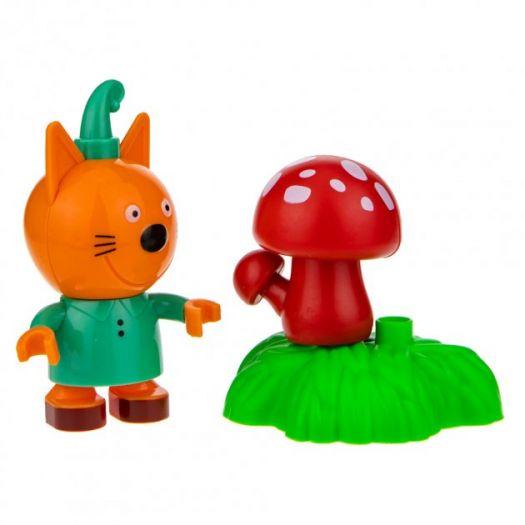 Ігровий набір Три кота Компот з грибочком (Т19857)купити