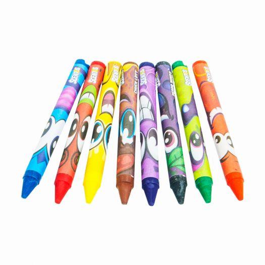 Набір ароматних воскових олівців міні - Дружня Компанія (40279)в Україні