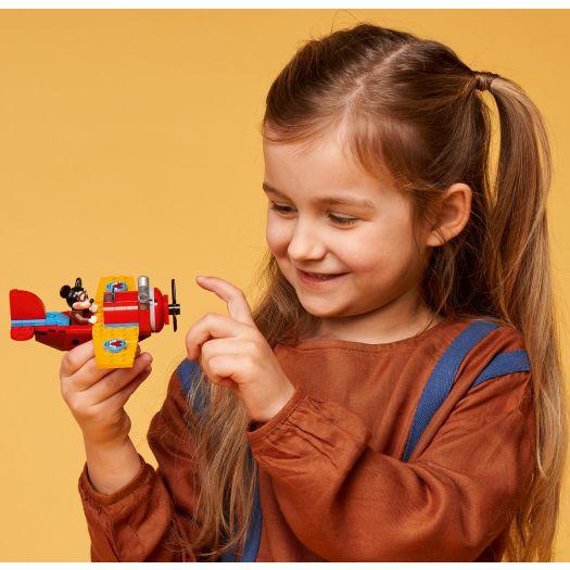 Конструктор LEGO Mickey and Friends Гвинтовий літак Міккі (10772)в Україні