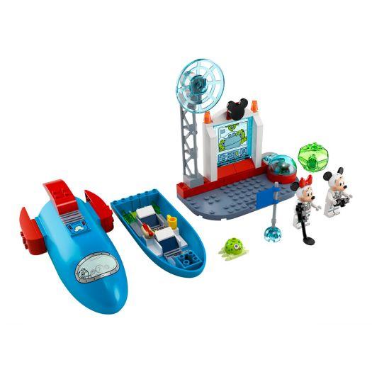 Конструктор LEGO Mickey and Friends Космічна ракета Міккі Мауса та Мінні Маус (10774)в Україні