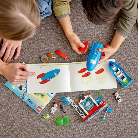 Конструктор LEGO Mickey and Friends Космічна ракета Міккі Мауса та Мінні Маус (10774)замовити