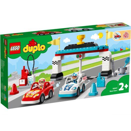 Конструктор LEGO Duplo Гоночні автомобілі (10947)замовити