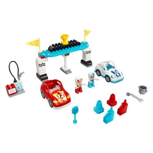 Конструктор LEGO Duplo Гоночні автомобілі (10947)купити