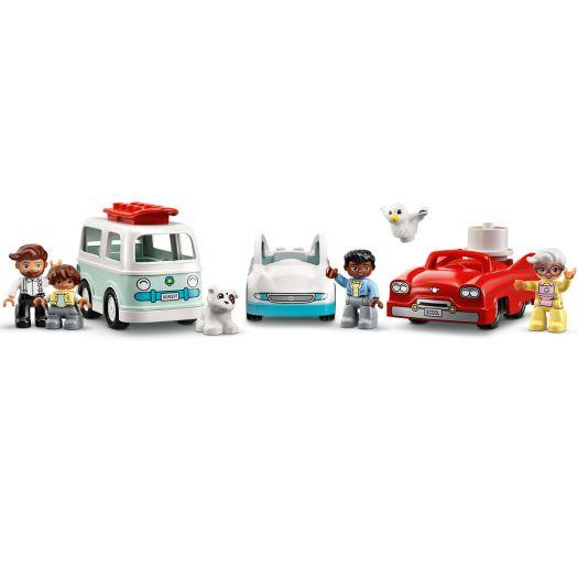Конструктор LEGO Duplo Гараж і автомийка (10948)замовити