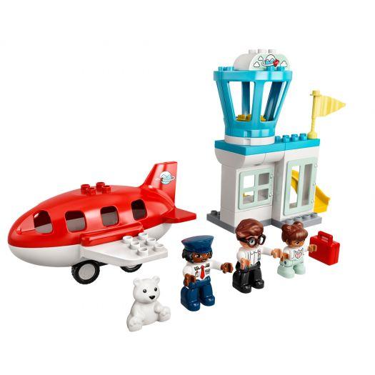 Конструктор LEGO Duplo Літак і аеропорт (10961)купити